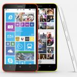 Nokia's 6-inch Lumia 1320 smartphone offered at an affordable price