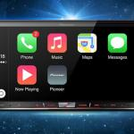 Pioneer unveils first after-market Apple CarPlay compatible in-dash systems
