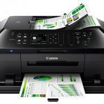 Canon introduces new Pixma MX all-in-one printer range