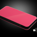 Plox 6000 PowerBox has a built-in Lightning cable to stay charged on the go
