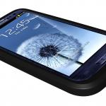 PowerSkin case keeps your Galaxy S III charged on the go