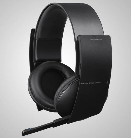 Sony ps3 wireless stereo headset review: sony ps3 wireless stereo.