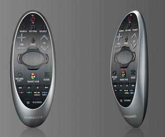 Samsung reveals the TV remote control of the future