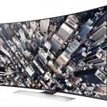 Samsung releases its new curved ultra high definition TVs