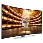 Samsung HU9000 Curved Ultra High Definition Smart LED TV review