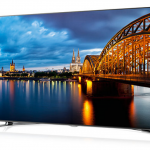 Samsung 55-inch Series 8 F8000 smart TV review