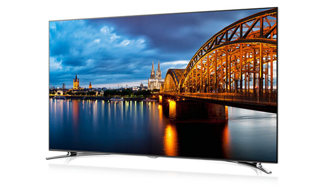 samsung 55 inch series 8 f8000 smart tv review. Black Bedroom Furniture Sets. Home Design Ideas