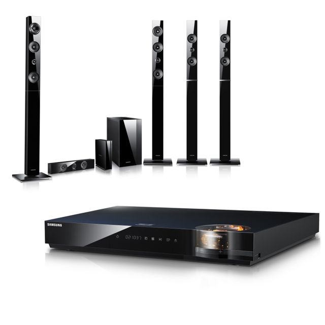 samsung ht e6750w 7 1 channel blu ray home theatre system review. Black Bedroom Furniture Sets. Home Design Ideas