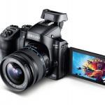 Samsung unveils new NX30 DSLM digital camera