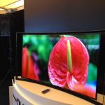 Samsung's new 55-inch curved OLED TV available to buy today