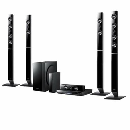 Review Samsung Series 6 Home Theatre Speakers