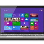 Toshiba Satellite P50t Windows 8 laptop computer review