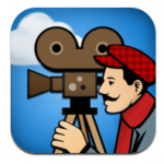 Create your own vintage film with the Silent Film Director app