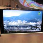Sony unveils wedge-shaped 4K TV and SmartEye Glass