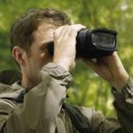 Sony's new digital binoculars can record 3D video