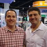 Two Blokes Taking Tech are live in Las Vegas for CES