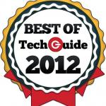 Tech Guide's product picks for 2012