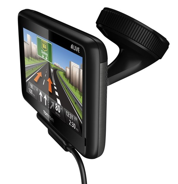 tomtom gps gives traffic updates every two minutes. Black Bedroom Furniture Sets. Home Design Ideas