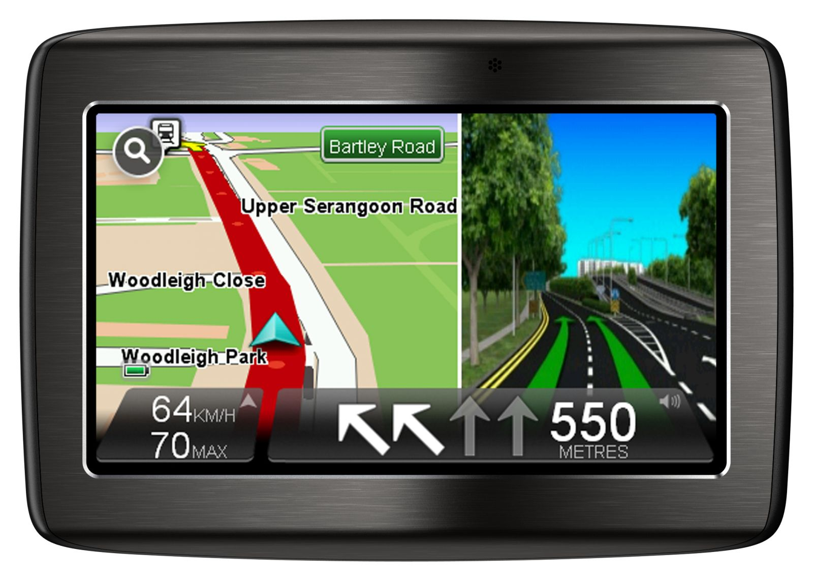 gps devices can be controlled with your voice tomtom260speak