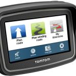 TomTom introduces GPS device just for motorcycle riders