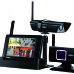 Uniden Guardian G2720 digital wireless surveillance pack review