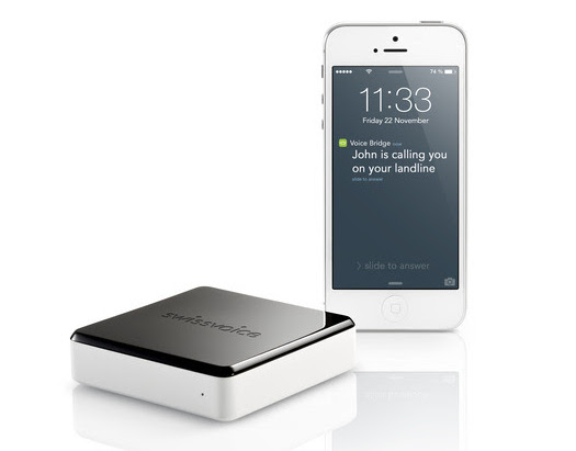 Voice Bridge Can Connect Your Landline To Your Mobile Devices