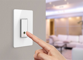 Belkin WeMo Light Switch can be controlled from anywhere
