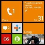 First look at the Windows Phone 8 operating system