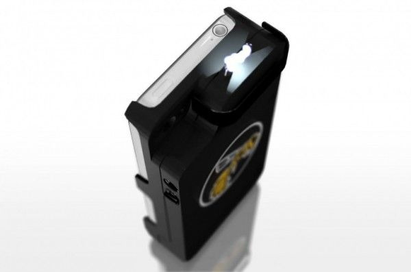 quality design 6079f 9cceb Yellow Jacket releases a truly stunning iPhone taser case